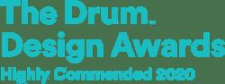 Drum Design Awards blue logo