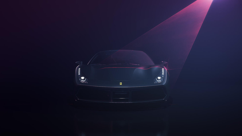 Ferrari 488 Spider Laser final 2