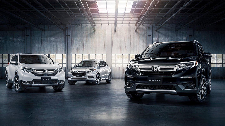 Honda SUV Lineup Final