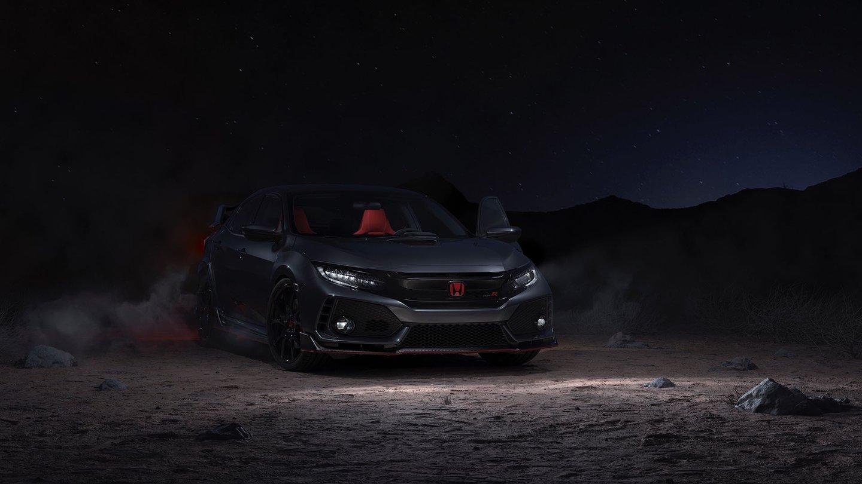 Honda TypeR - SBLabs