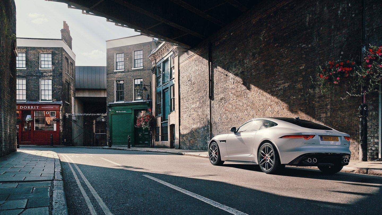 Jaguar Park Street - SBLabs