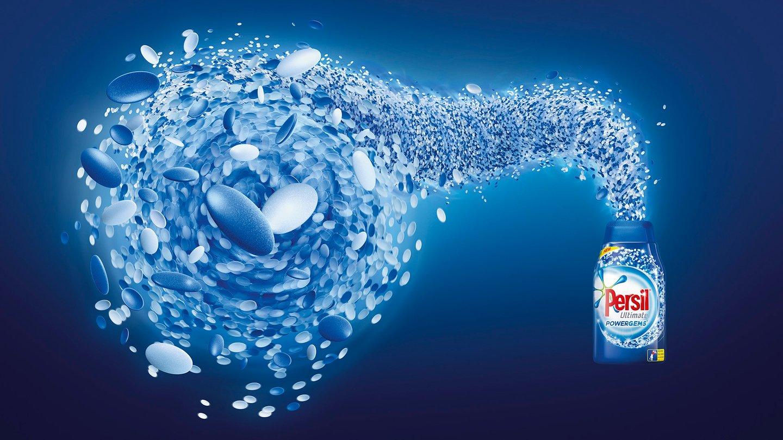 Persil Power Gems Horizontal Blue