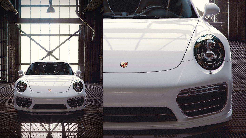 Porsche lndustrial Building - SBLabs