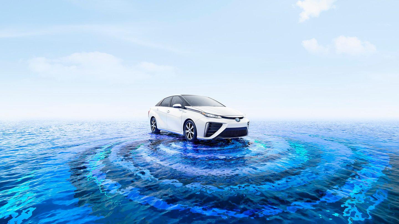 Toyota Mirai Floors - Snail