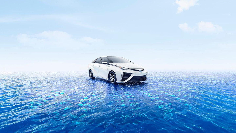 Toyota Mirai Floors - Urch