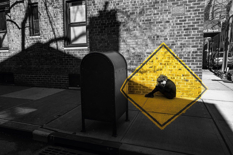 Traffick Signs Psychological