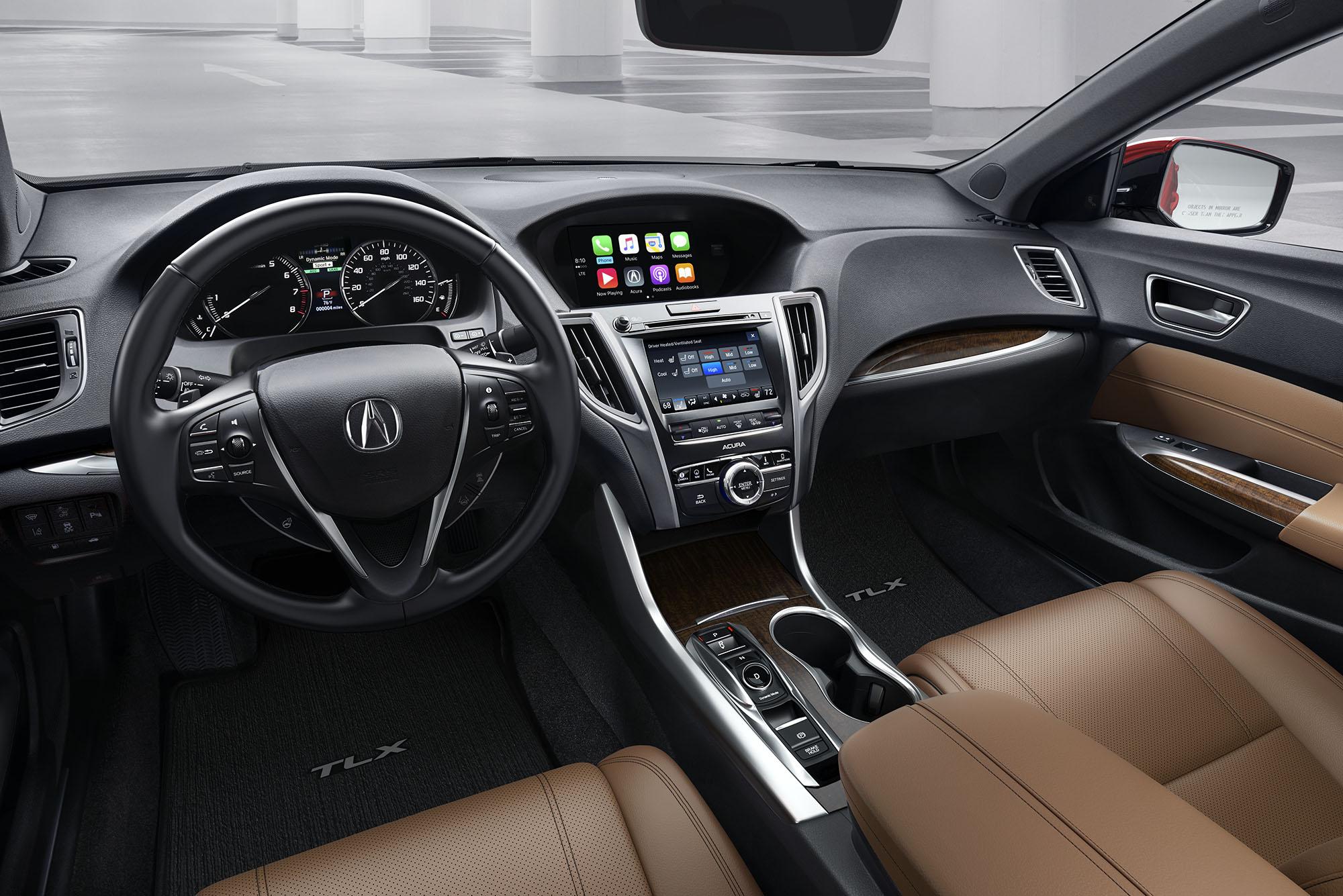 Acura TLX Interior 2