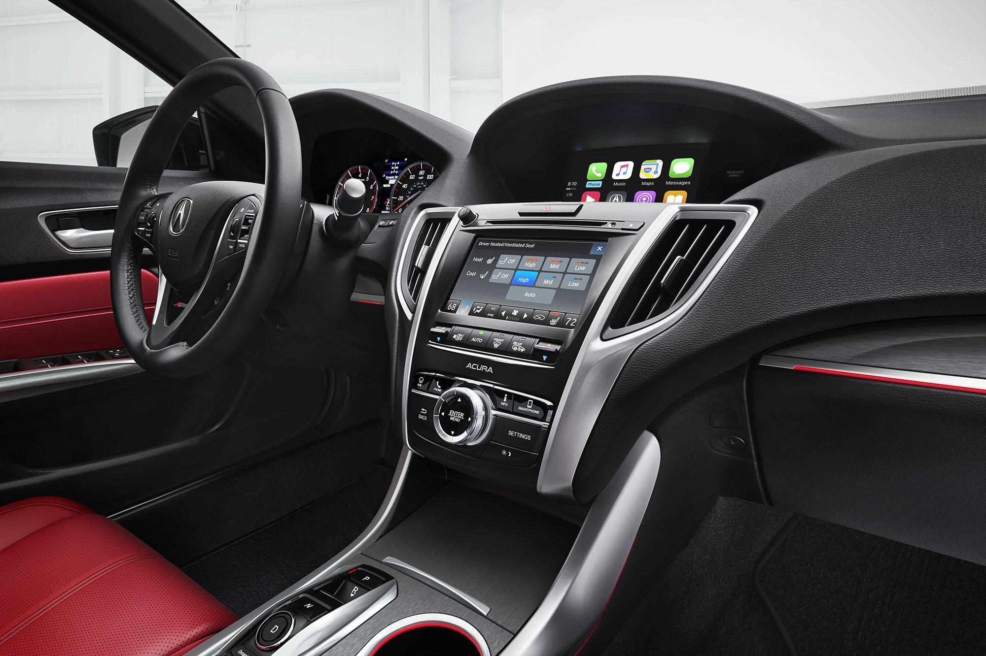 Acura TLX Interior 3