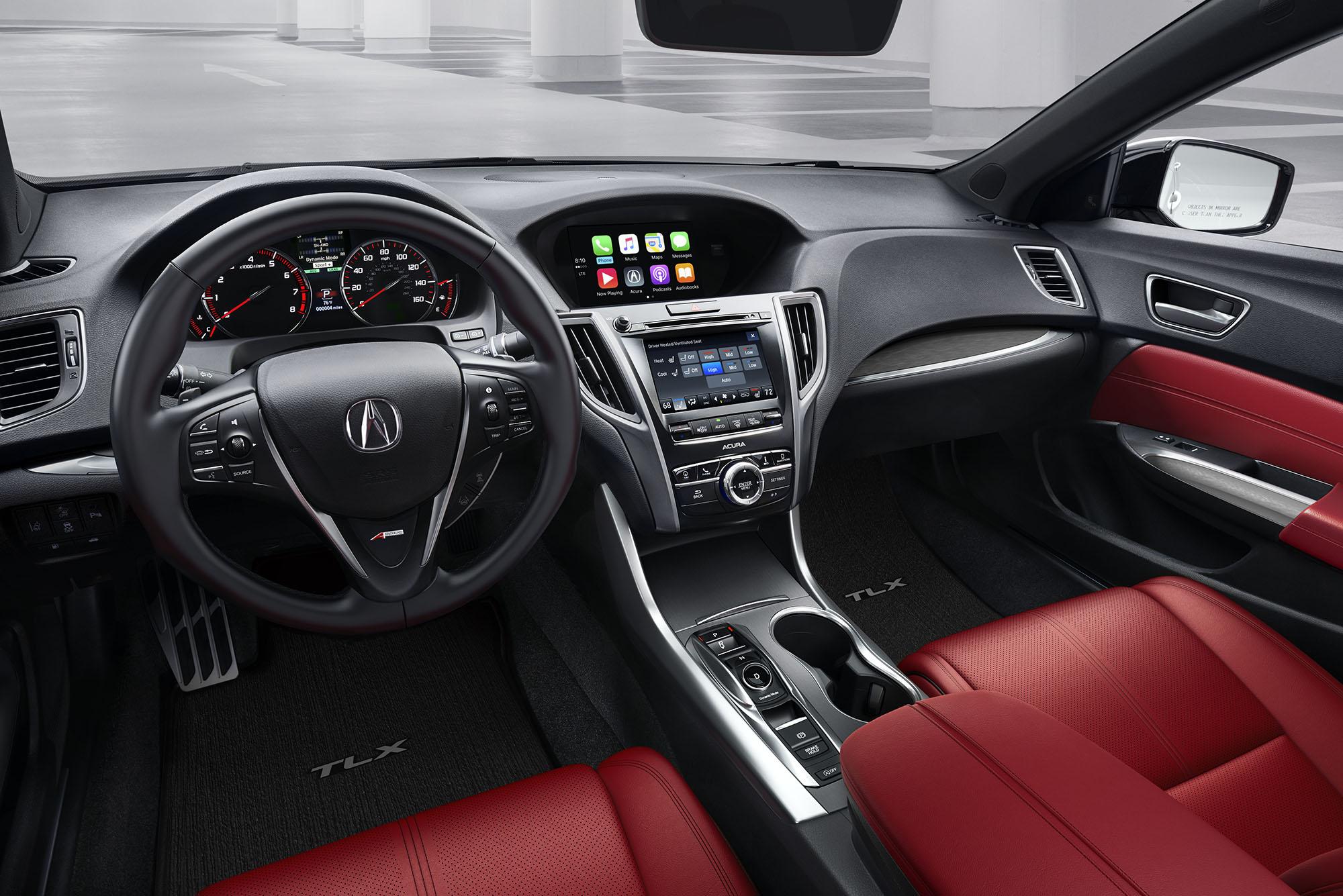 Acura TLX Interior 4