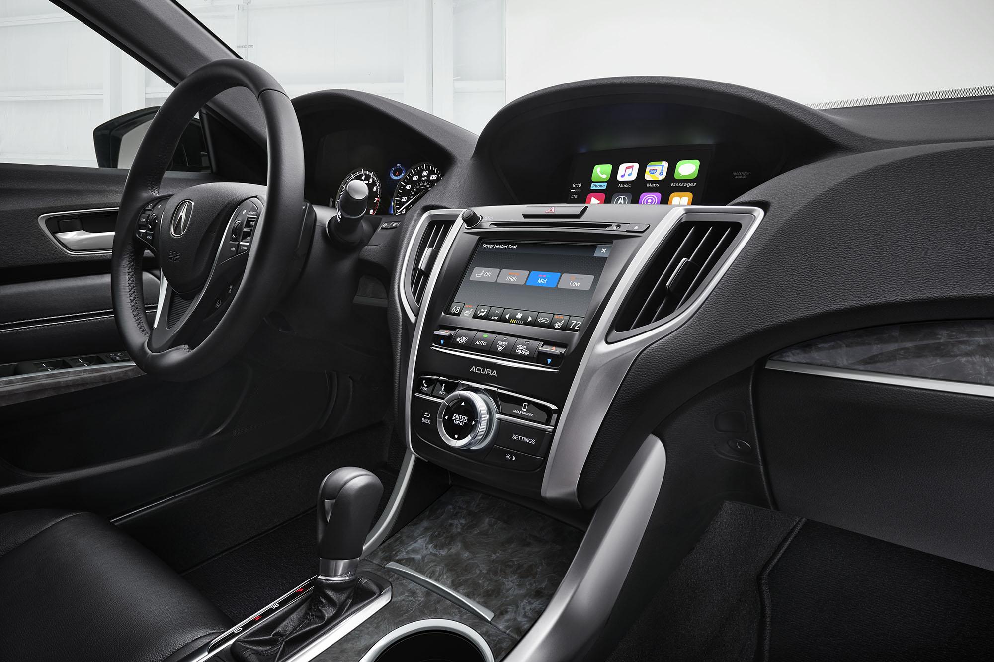 Acura TLX Interior 5